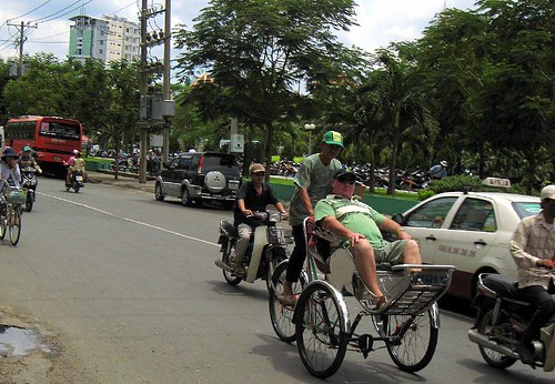 The reason I refused to ride a cyclo