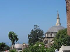 Sokollu Mehmet Paşa Camii (vue du nord-est) (cercamon) Tags: istanbul mosque cami estambul mosquée kadirga mimarsinan sokullu sokollumehmetpasha kadırga sokollumehmetpaşacamii sokollumehmetpaşa kadirgasokullumosque architectureottomane