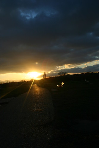 Sunset from Parliament Hill