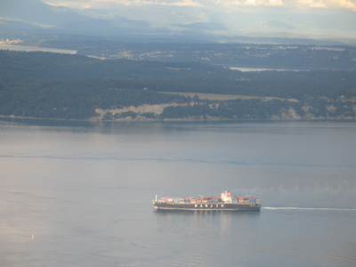 Farewell to South Whidbey