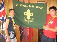 World Scout Jamboree 2007 UK 004
