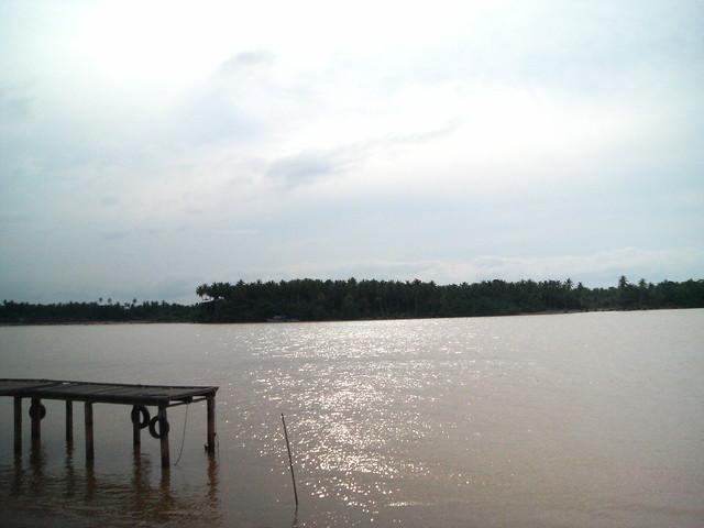 River at Kelantan