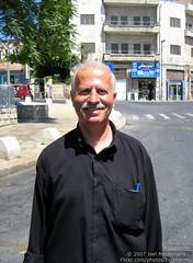 Israel 2007-06-12 IMG_2306 Hakim (Exothermic) Tags: street portrait people smile israel jerusalem ישראל ירושלים إسرائيل القـُدْس أورشليمالقدس
