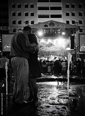 _N203720bw copy.jpg (mingthein) Tags: street blackandwhite bw monochrome night dark concert nikon couple dancing availablelight streetphotography photojournalism d200 ming reportage 1755 onn mingthein thein theinonnming photohorologerming photohorologer mingtheinphotography