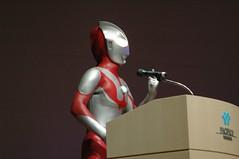 Ultraman does Best Dramatic Presentation