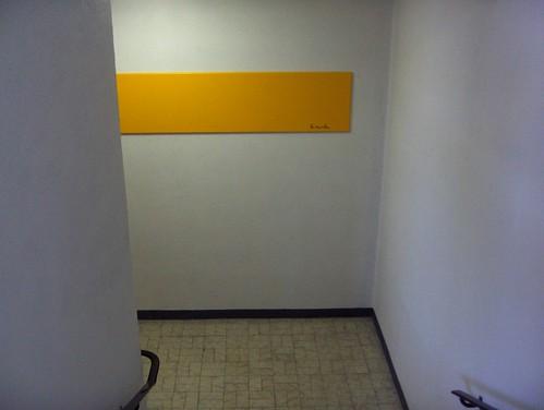 nico nu dévalant l'escalier 2