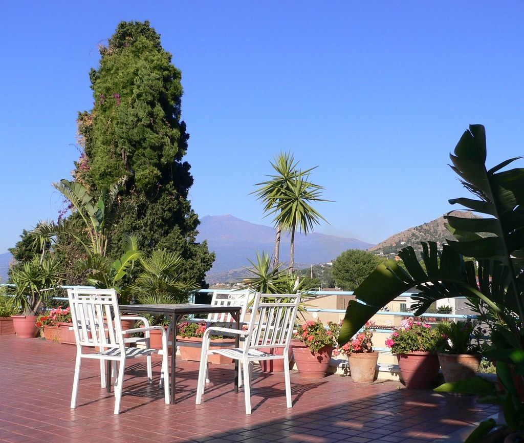 Taormina - Hotel Continental Terrace