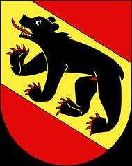 drapeau du canton de Berne