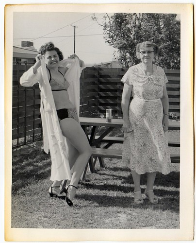 vintage flasher photo