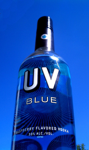 UV Blue Vodka