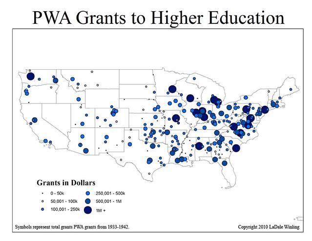 PWA Grants