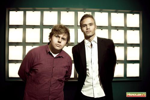 Anton Johansson & Eric Martinsson