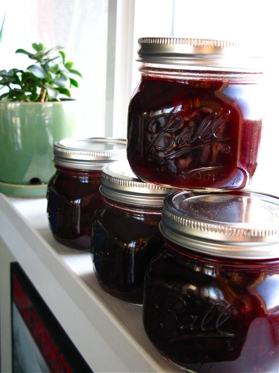 jam making 004