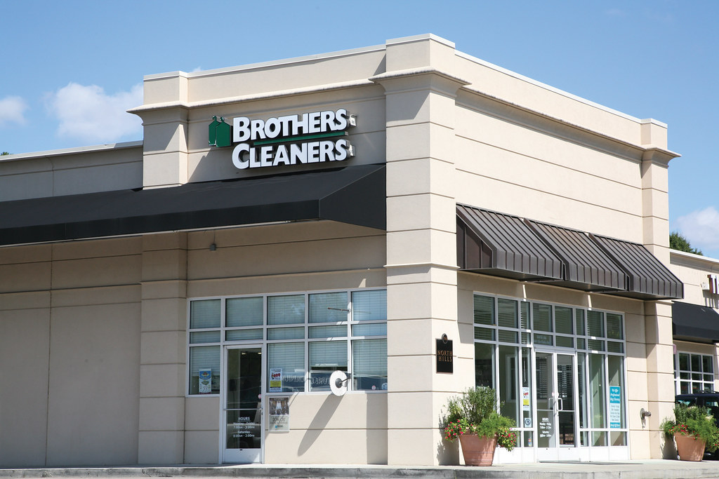 Brothers Cleaners Exterior