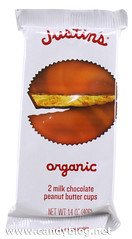 Justin's Organic Milk Chocolate Peanut Butter Cups