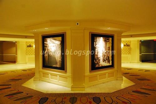 Hotel Room Lobby