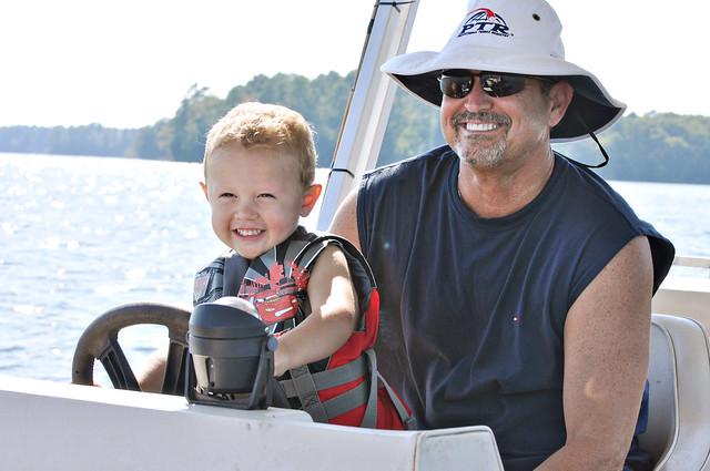 benson and papa