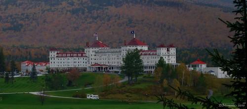 The Mount Washington Resort Hotel
