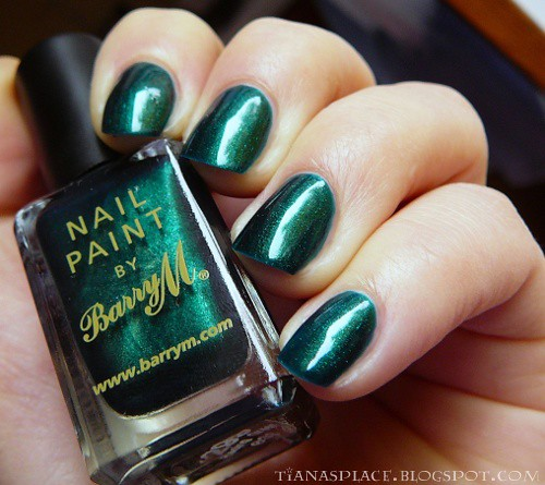 Barry M - Racing Green #3