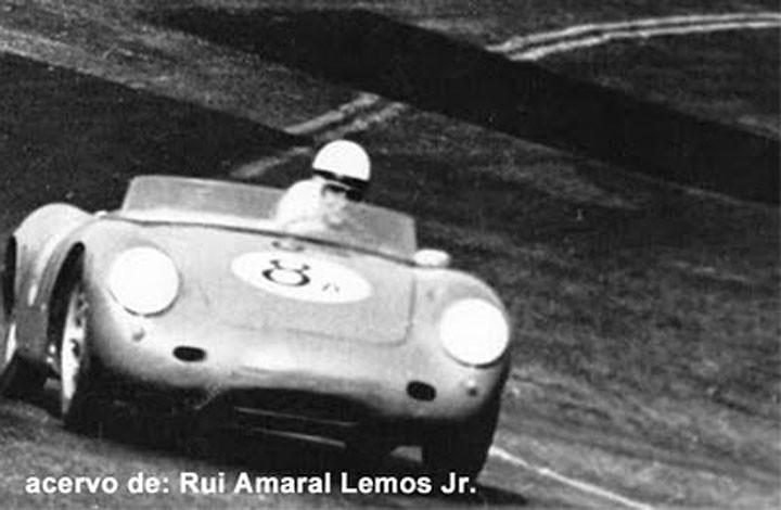 500 Km de Interlagos_Paulo Amaral_Porsche 550 #1961