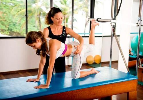 Criancas podem praticar Pilates?