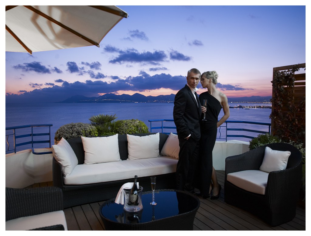 Penthouse Sea View Suite - Terrace 4