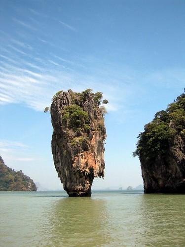 James Bond Island, Phang-Nga