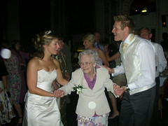 Dancing with Grany Gregg