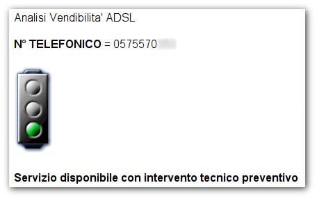 ADSL attivabile a Castel San Niccolò (AR)