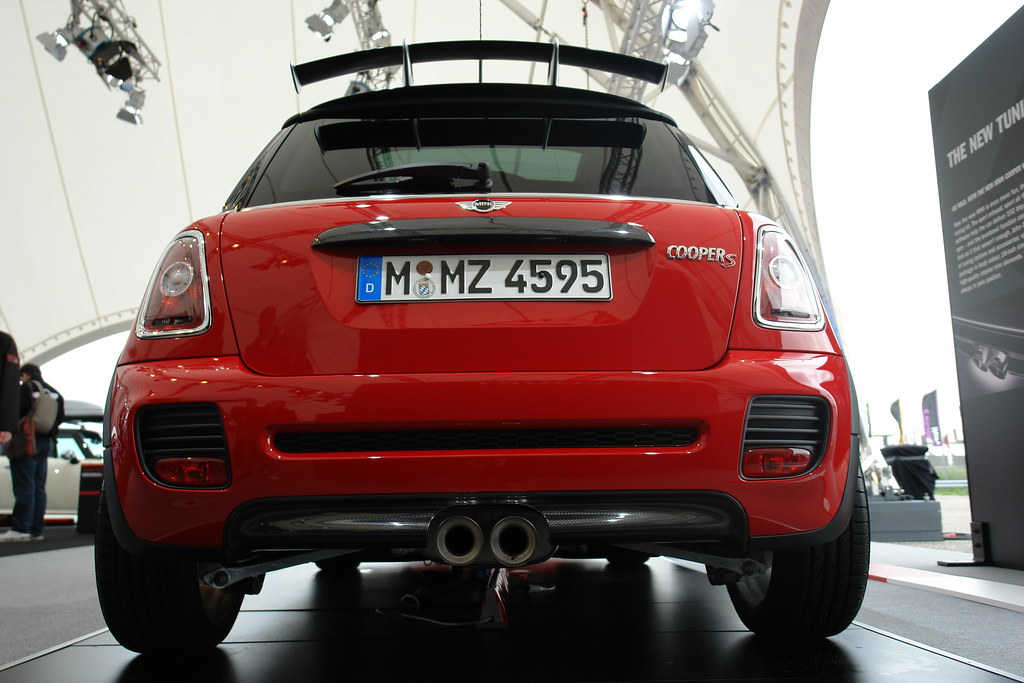 US R56 Tailpipe Recall Now Mandatory - MotoringFile