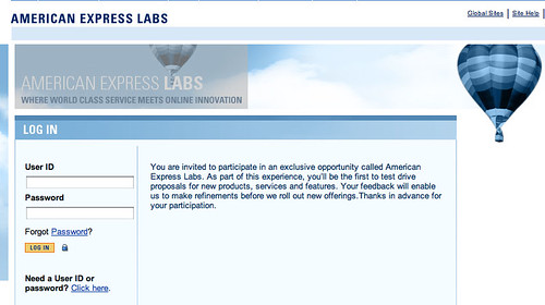 American Express Labs