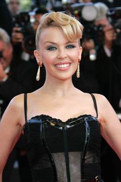 Kylie Minogue Earns £4.5 Million
