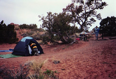 Campground (stevesheriw) Tags: utah archesnationalpark campground