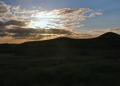 Sonnenuntergang (mitue) Tags: island iceland myvatn