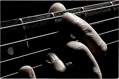 ... an hand on a bass guitar (*melkor*) Tags: music art geotagged colours bass dreamjournal melkor bwartaward brrrrrividitattografici