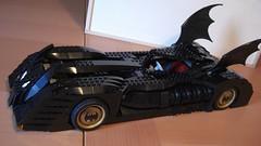 Batmobil (CA_Rotwang) Tags: cinema nerd movie toys actionfigure lego batman batmobil