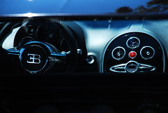 Black bugatti veyron interior peep shot (j.hietter) Tags: california beach monterey interior pebble exotic bugatti coupe supercar veyron