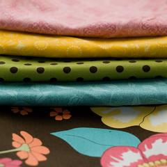 Needle case #3 fabrics