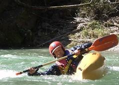Sport 2007: Ammer, Saulgrub, Bayern (ulrich_grimm75) Tags: ulrich grimm ammer wildwasserkajak