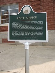 Exploring Oklahoma History: Post Office