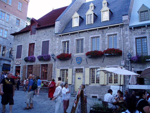 Quaint Quebec by ahava_kamm