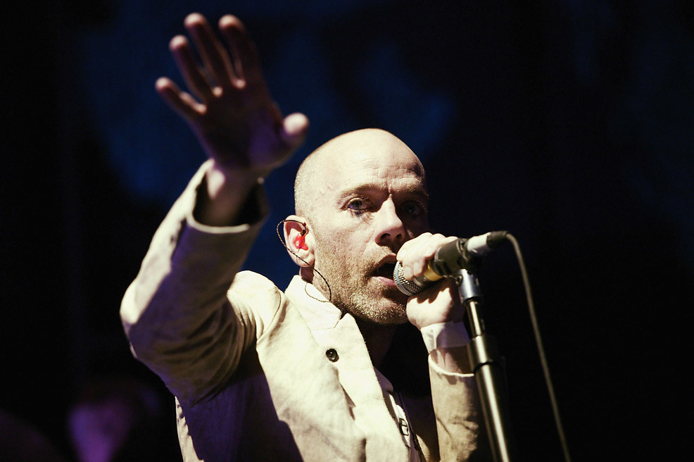 Sonic Editions - The Uncut Collection: Michael Stipe of REM