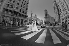Fernando & Virginia (Tonymadrid Photography) Tags: wedding boda fisheye 105 novios novia nikonfisheye