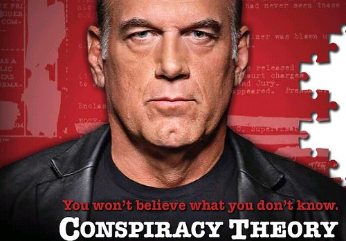 "Quick Take, Conspiracy Theory with Jesse Ventura, ""Area 51"""