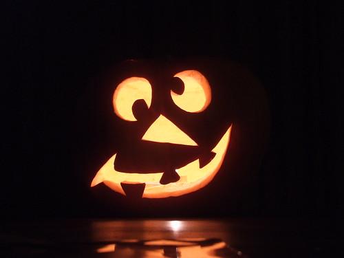 Googly Pumpkin
