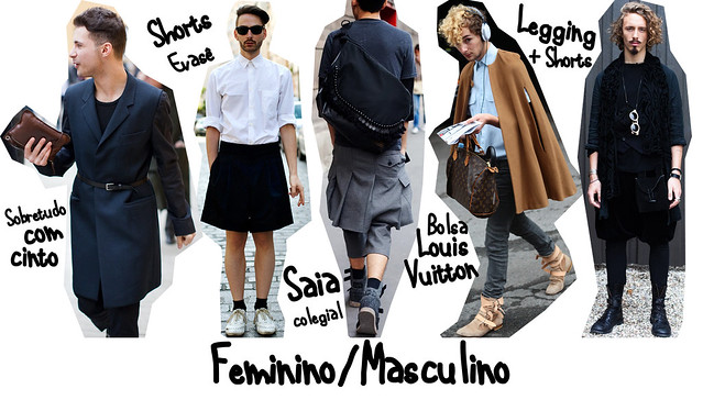 post moda masculina