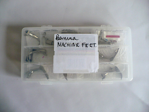 Bernina Machine Feet