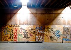 (TheHarshTruthOfTheCameraEye) Tags: hot cat graffiti oakland niche kings carl pear cult msk lush mad dtm society nr gtb nsf enron vts viser meyagi omye enrons nicher