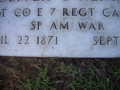 Veteran Spanish American War