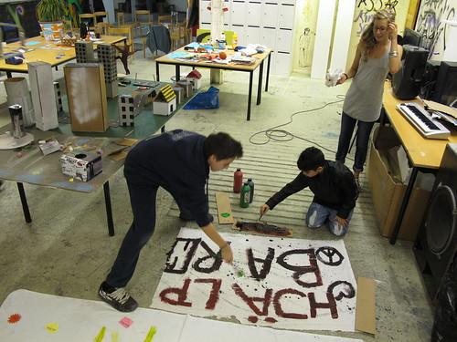 "Workshop #4 ""Fronta ditt budskap"""